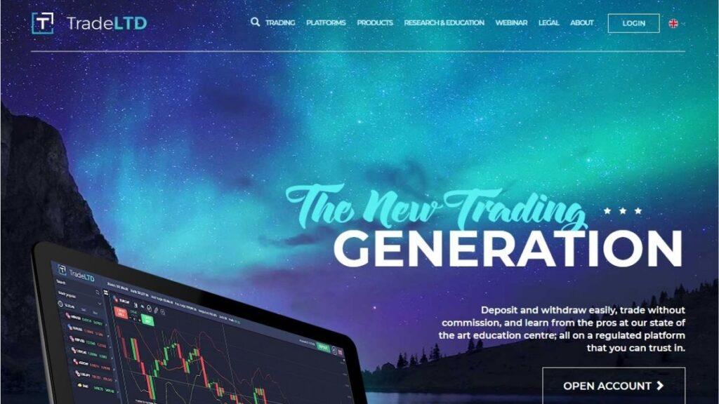 Trade ltd Forex Estafa