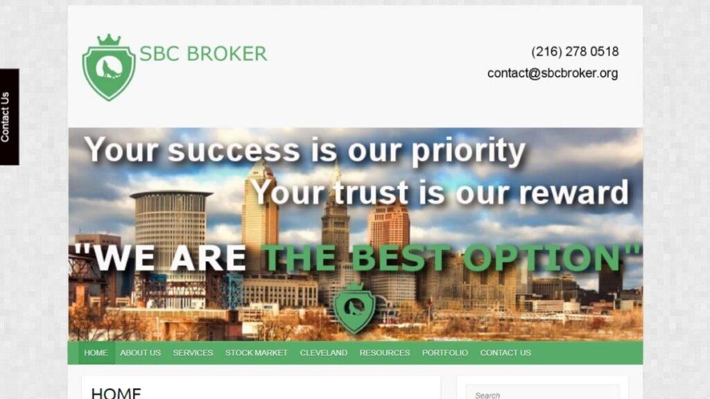 Sbc Broker CFD Estafa