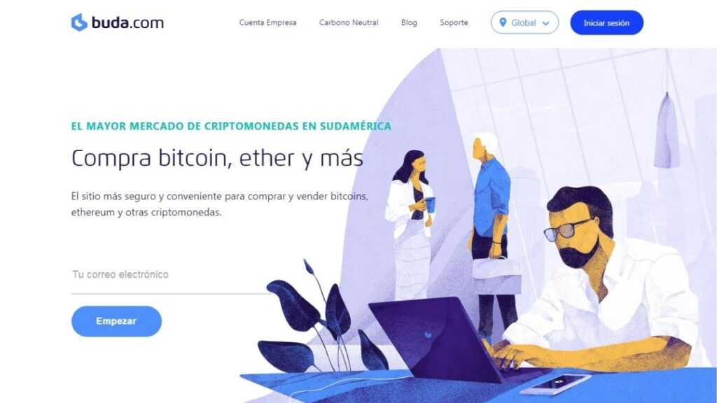 Buda Crypto Estafa