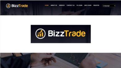 Bizz Trade Forex Estafa