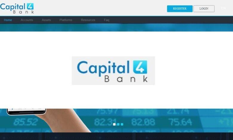 Capital 4 Bank Forex Estafa