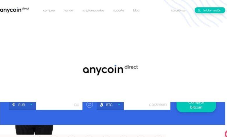 AnyCoin Direct Crypto Estafa
