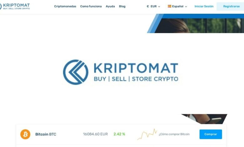 Kriptomat Crypto Estafa