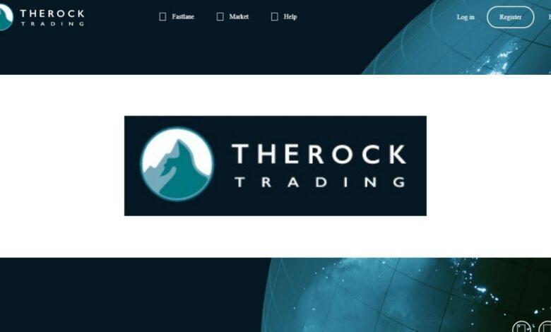 The Rock Trading Crypto Estafa