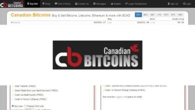 Canadian Bitcoins Crypto Estafa