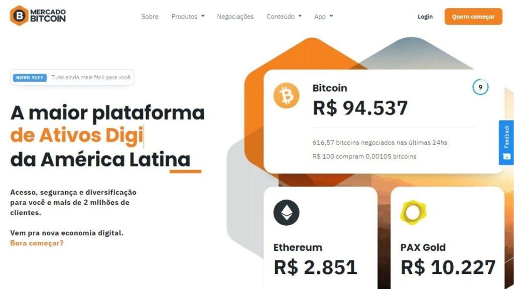 Mercado Bitcoin Crypto Estafa