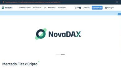 NovaDAX Crypto Estafa