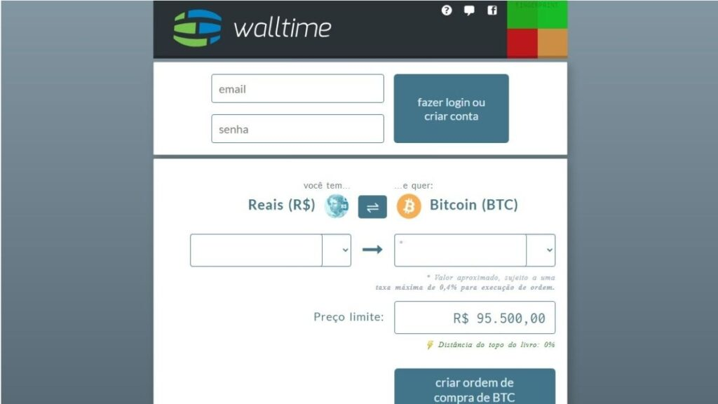 Walltime Crypto Estafa