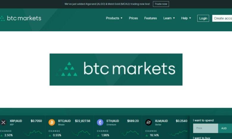 BTC Markets Crypto Estafa