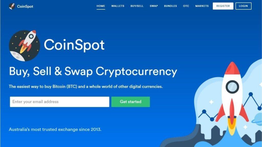CoinSpot Crypto Estafa