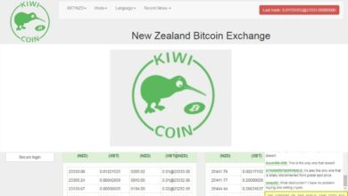 Kiwi-coin Crypto Estafa