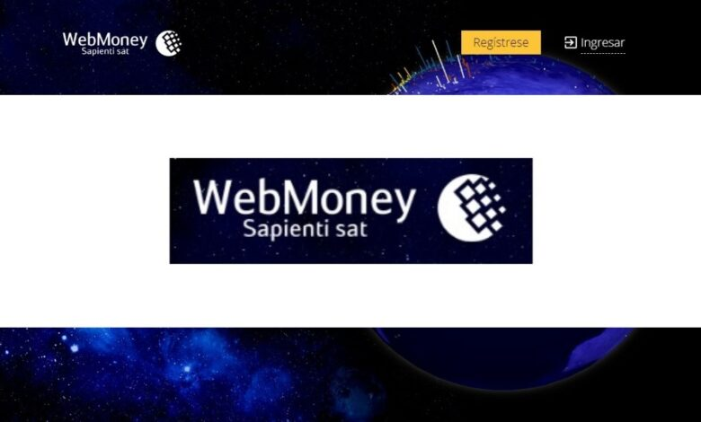 Webmoney Banco Estafa