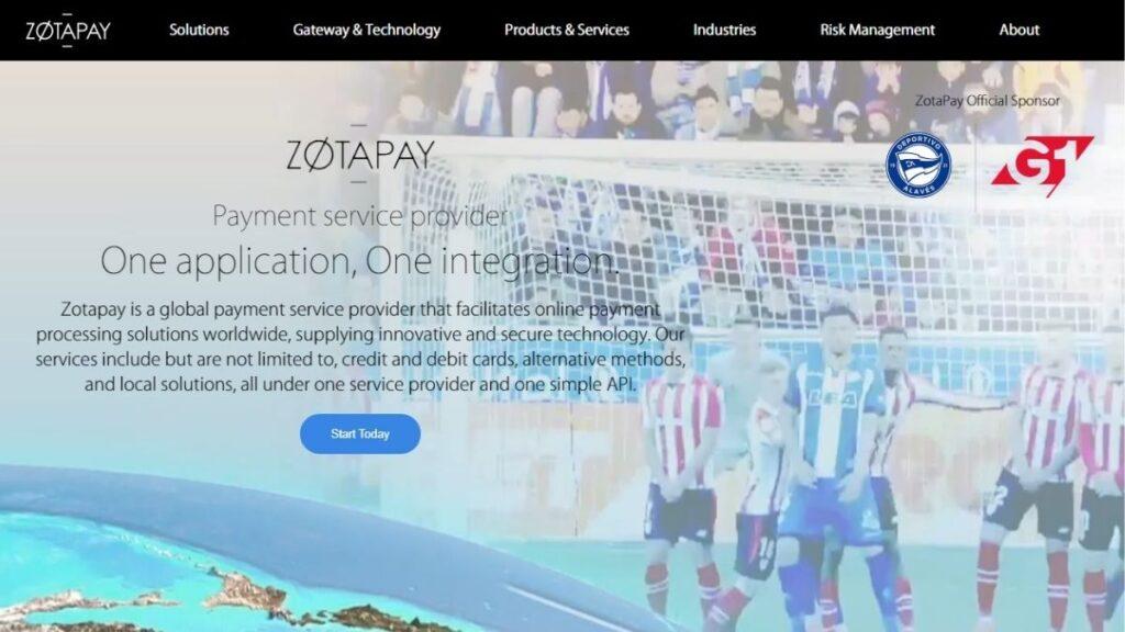 Zotapay Banco Estafa