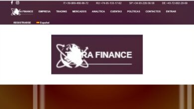Terra Finance Forex Estafa