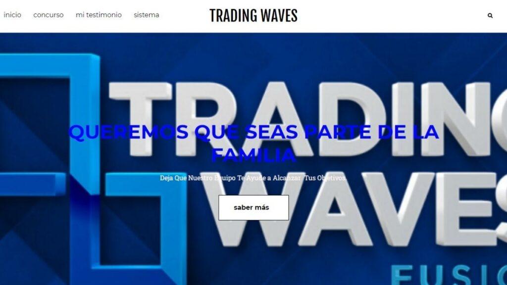 Trading waves Forex Estafa