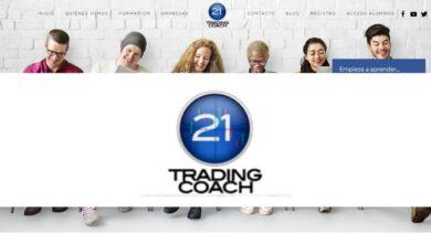 21 Trading Coach Forex Estafa