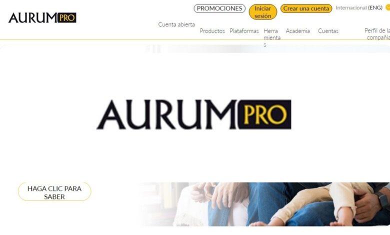 Aurum Pro Finance Forex Estafa