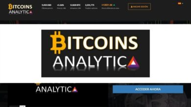 Bitcoin Analytica Crypto Estafa