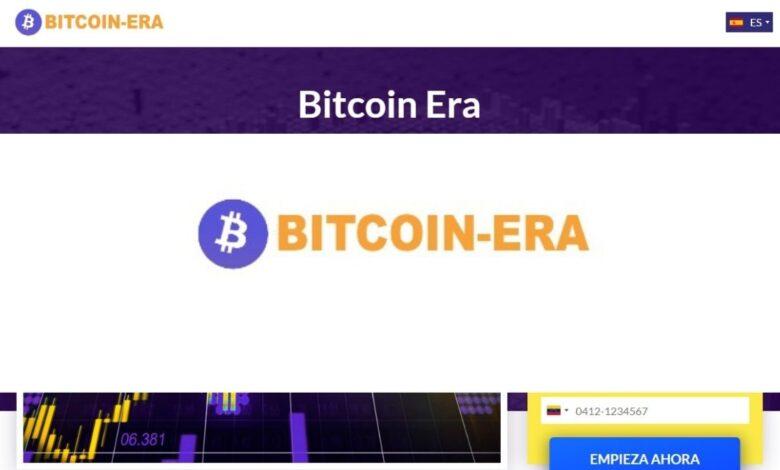 Bitcoin Era Crypto Estafa