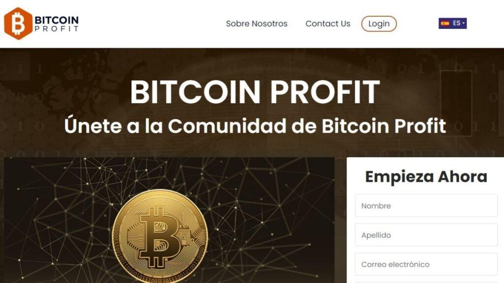 Bitcoin Profit Crypto Estafa
