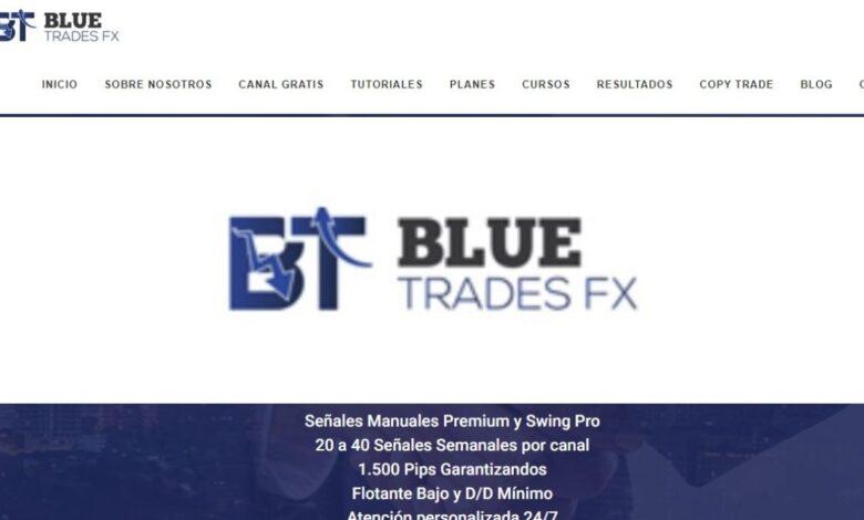Bluetradesfx Forex Estafa