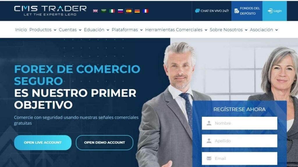 Cmstrader Forex Estafa