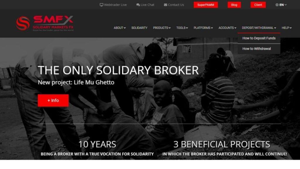 Solidary Markets Forex Estafa