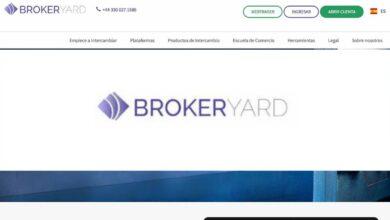 BrokerYard Forex Estafa