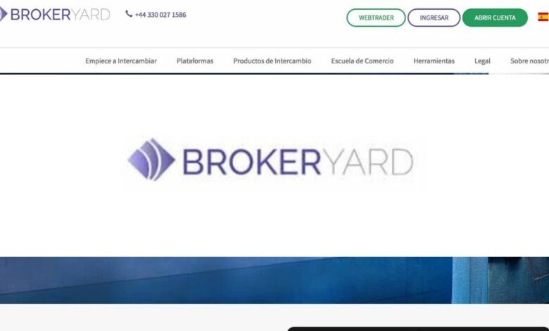 BrokerYard Forex Estafa
