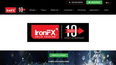 Iron X Forex Estafa