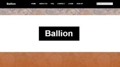 Ballion Forex Estafa