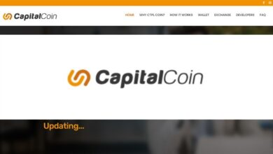 Capital Coin Ex Change Crypto Estafa