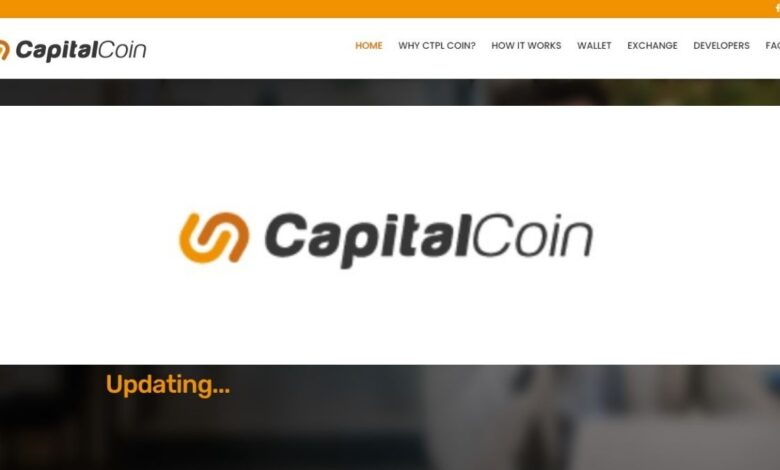 Capital Coin Ex Change Crypto Estafa