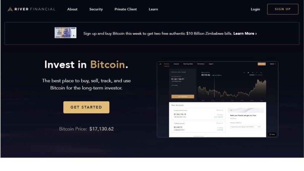 River Financial Crypto Estafa