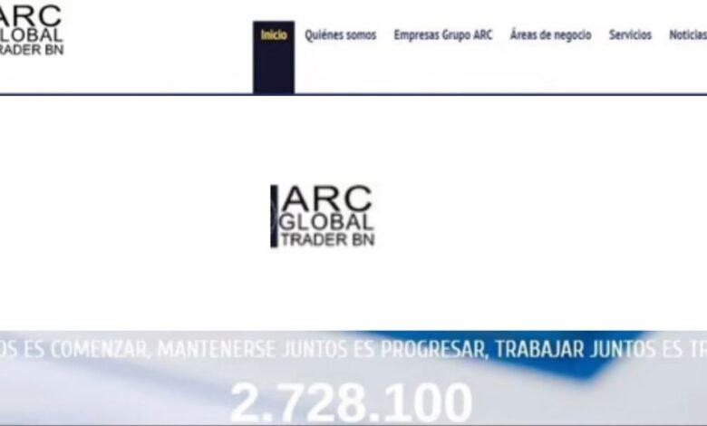 ARC Global Trader Forex Estafa